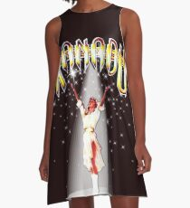 Xanadu - A Million Lights - Olivia Newton-John A-Line Dress