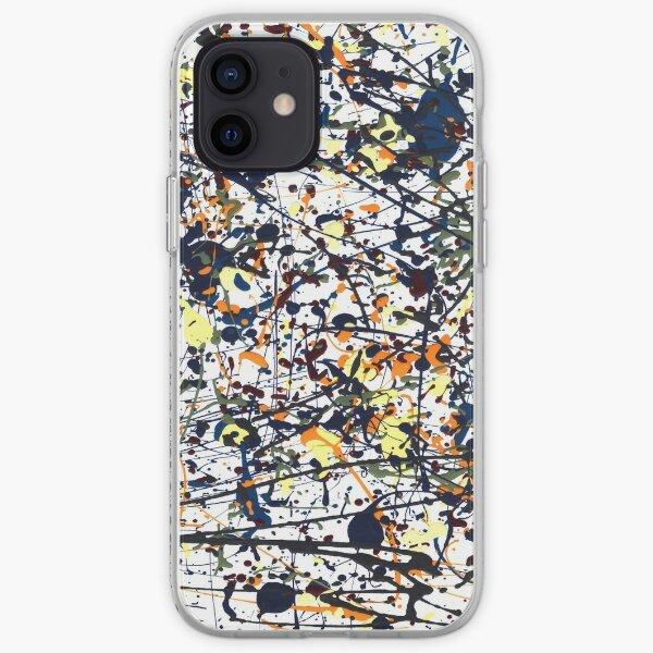 mijumi Pollock iPhone Soft Case