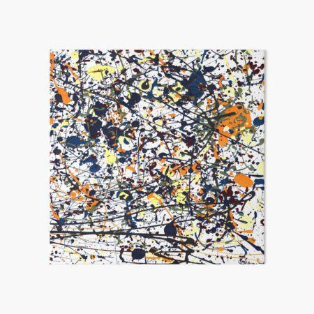 mijumi Pollock Art Board Print