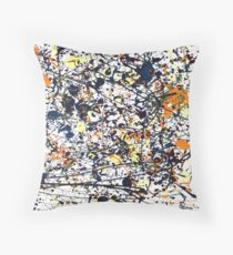 mijumi Pollock Throw Pillow