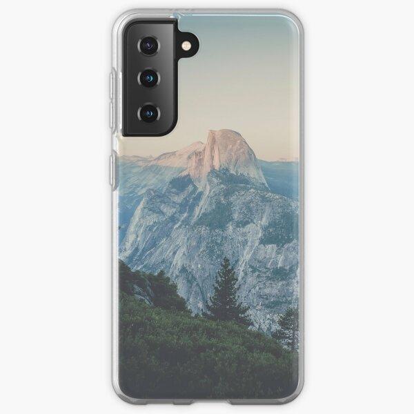 Half Dome VII Samsung Galaxy Soft Case