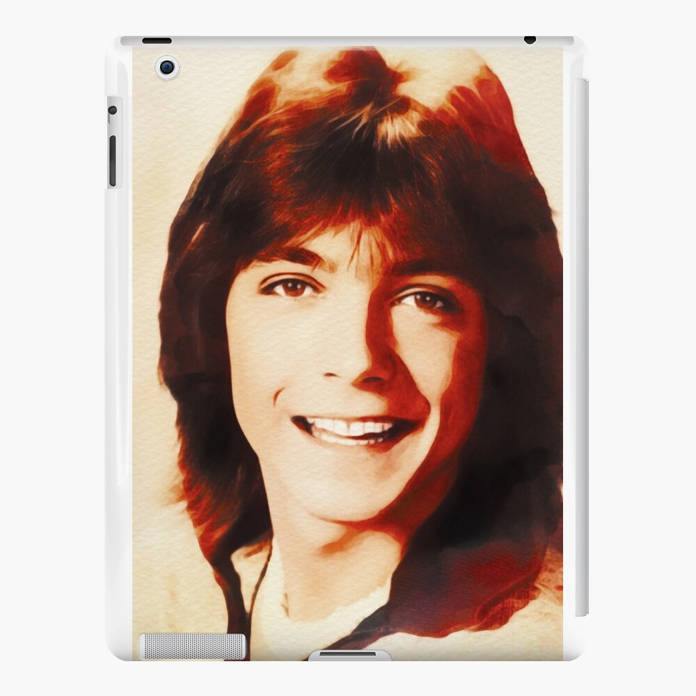 Coques et skins iPad « David Cassidy, Star d'Hollywood»