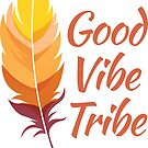 Good Vibe Tribe fall feather gear by Jennifer Piper
