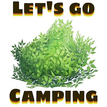 Fortnite Camping by underscorepound