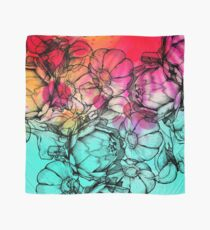 In my garden of colours Scarf