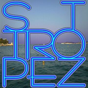 St. Tropez by night by robelf