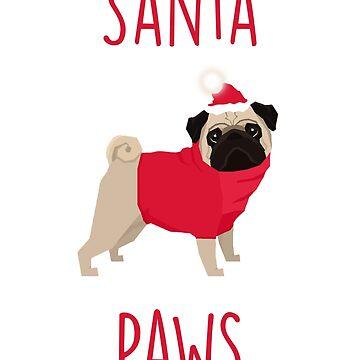Santa Paws by fashprints