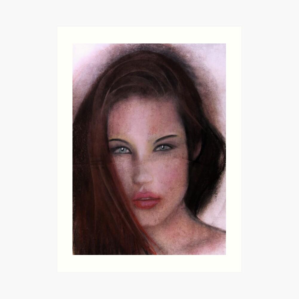 Teal Swan Art Print