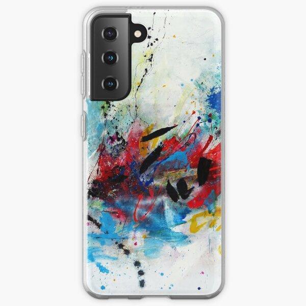 Be free, dream wild Samsung Galaxy Flexible Hülle
