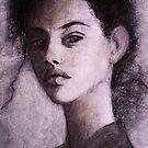 Portrait of the prettiest star by Jarko