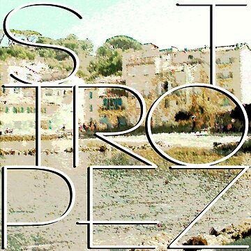 St. Tropez village by robelf