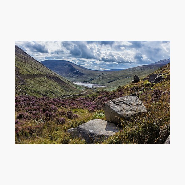 View from Ben Crom Photographic Print