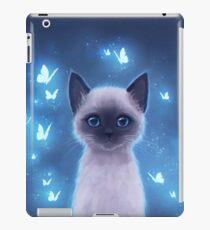 Siamesisches Kätzchen iPad-Hülle & Klebefolie