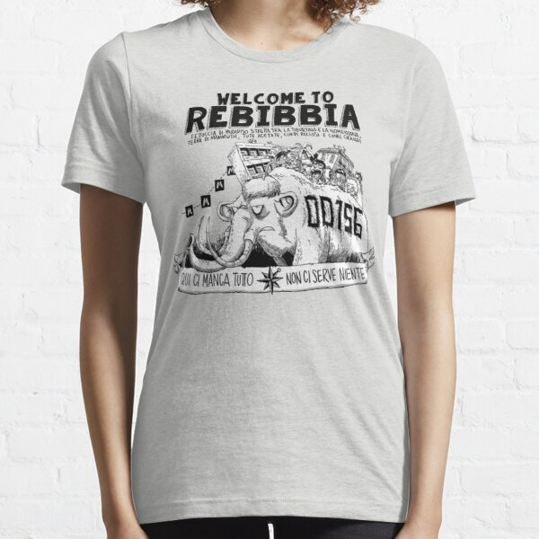 Welcome To Rebibbia Essential T-Shirt