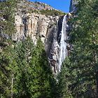 Bridal Veil Falls by Dave Hare