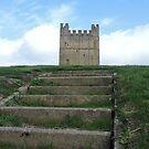 Richmond Castle  by CreativeEm