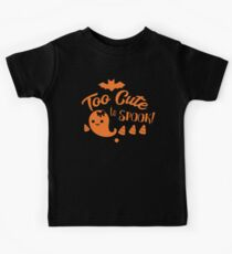 Halloween T-Shirts & Gifts: Too Cute To Spook Kids Tee