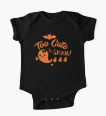 Halloween T-Shirts & Gifts: Too Cute To Spook One Piece - Short Sleeve