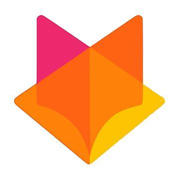 Firefox (logo proposal 2018) by RedWineBubble