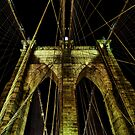 Arches Of Brooklyn by Andreas Mueller