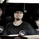 The ramen chefs by scottsphotos