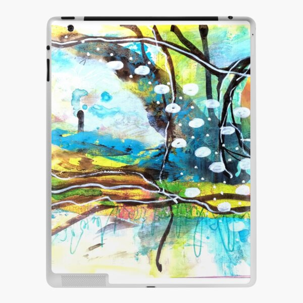 Go With The Flow iPad Skin