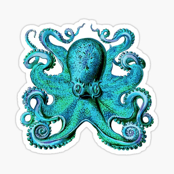 Oceanus  Sticker