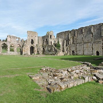 Easby Abbey by CreativeEm