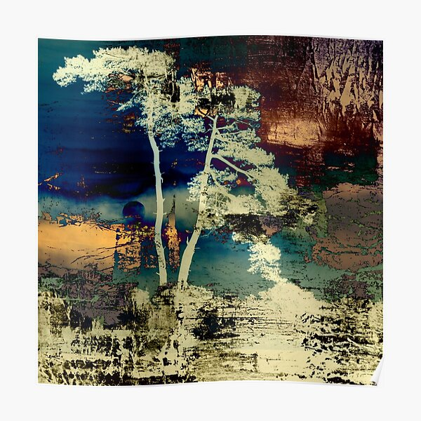 arbre/tree Poster