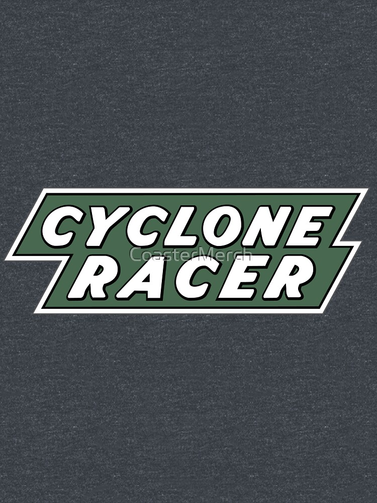 Cyclone Racer - The Worlds Greatest Ride by CoasterMerch