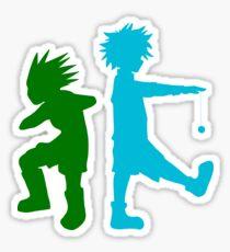 Gon & Killua Sticker