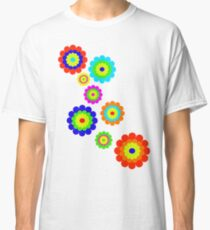 Flower Power Classic T-Shirt