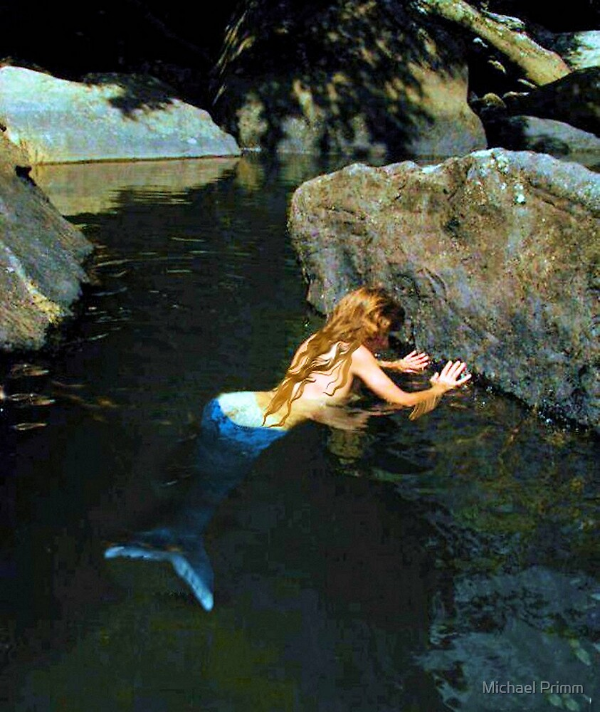 Water Maiden by Michael Primm