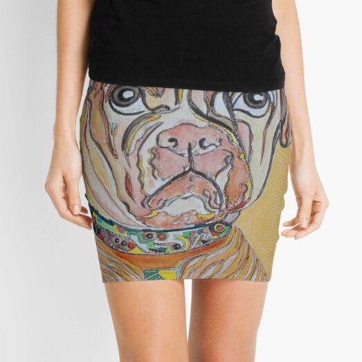 Sunshine Dog Mini Skirt