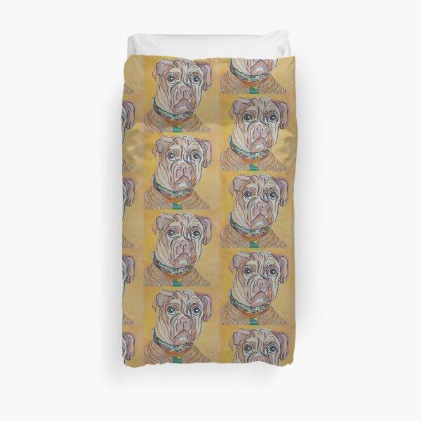 Sunshine Dog Duvet Cover