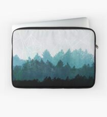 Woods Abstract Laptop Sleeve