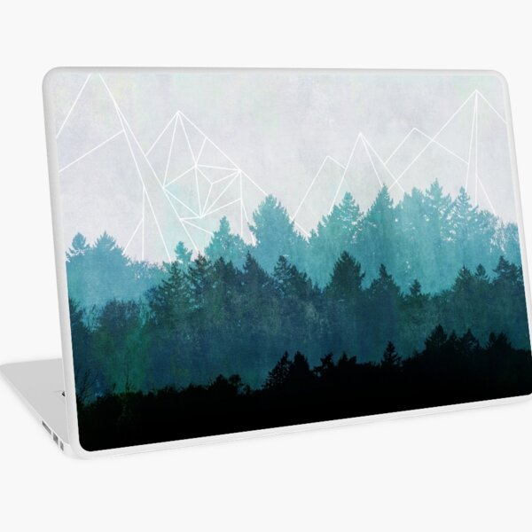 Woods Abstract Laptop Skin