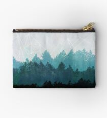 Woods Abstract Studio Pouch