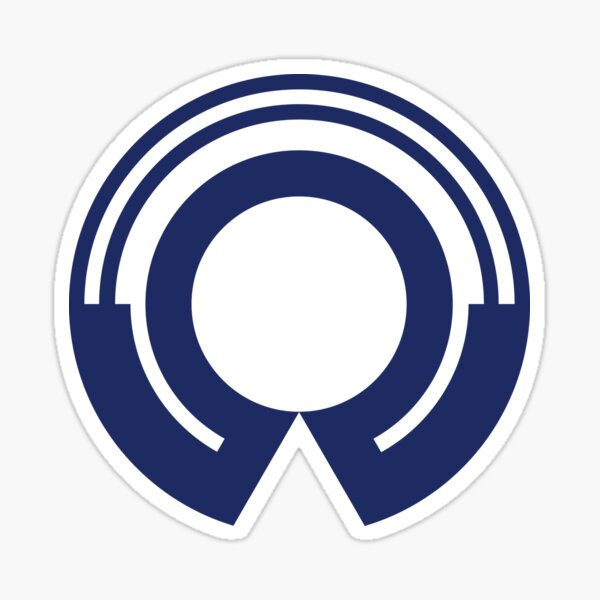 Terran Parliament - New Federalist Sticker