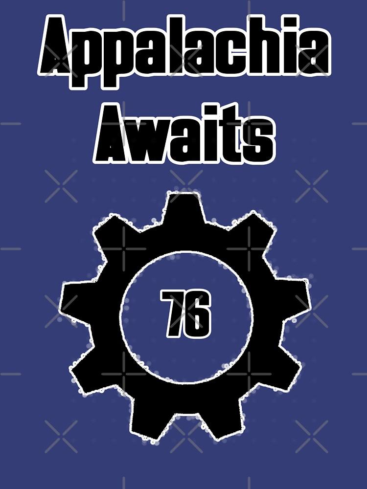 Appalachia Awaits - Fallout 76 by KalamityRaine