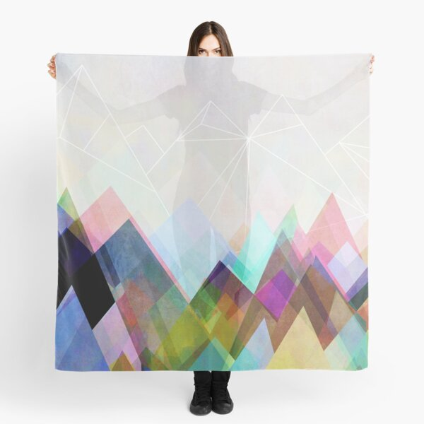 Graphic 104 Scarf