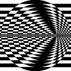 Abstract geometric Riley 1 by arkitekta