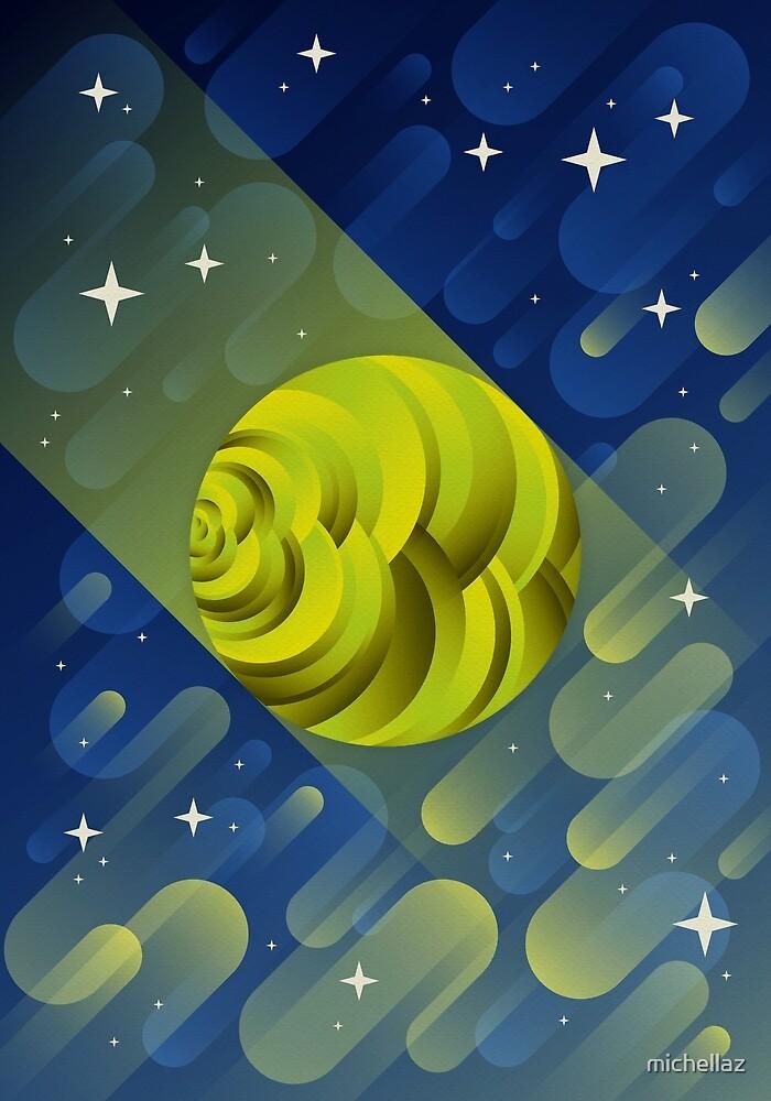 Uranus by michellaz