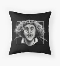 The Wilder Doctor Throw Pillow