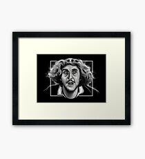 The Wilder Doctor Framed Print