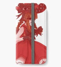 Red Witch Wadanohara iPhone Wallet/Case/Skin