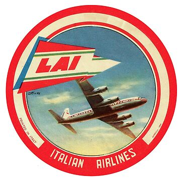 LAI - Italian Airlines by Bloxworth