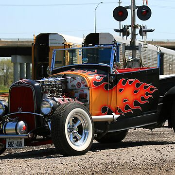 Hot Rod by janr34
