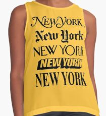 EMPIRE STATE - NEW YORK CITY Contrast Tank