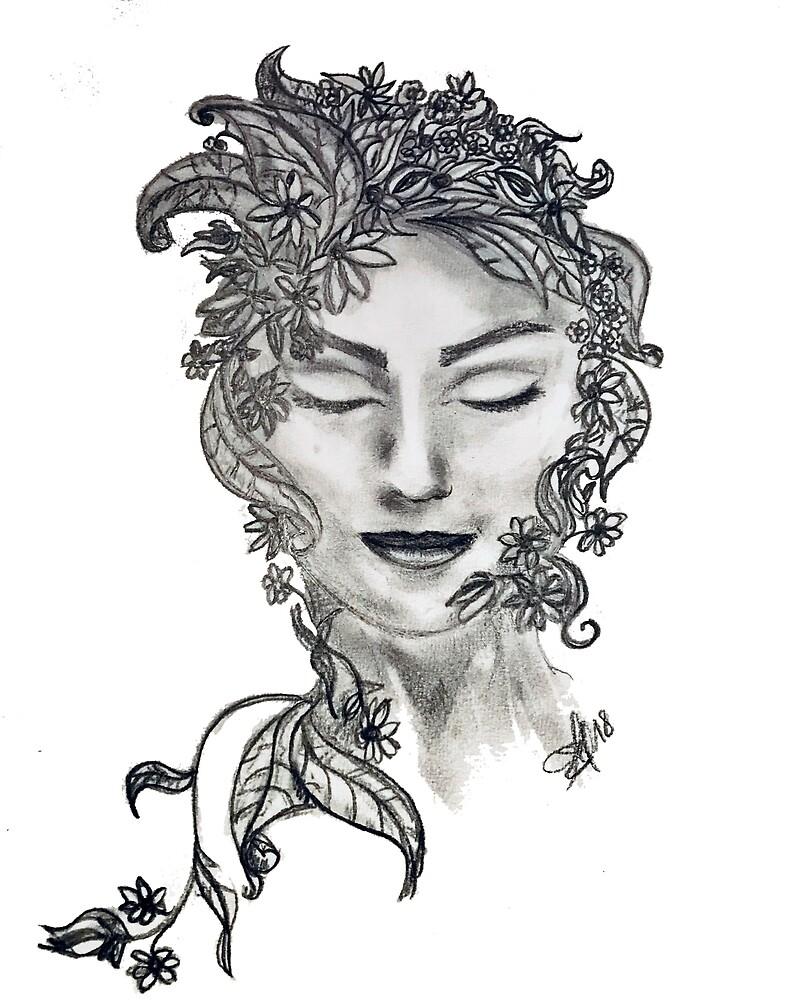The Sunday fairy by Astrid Strahm